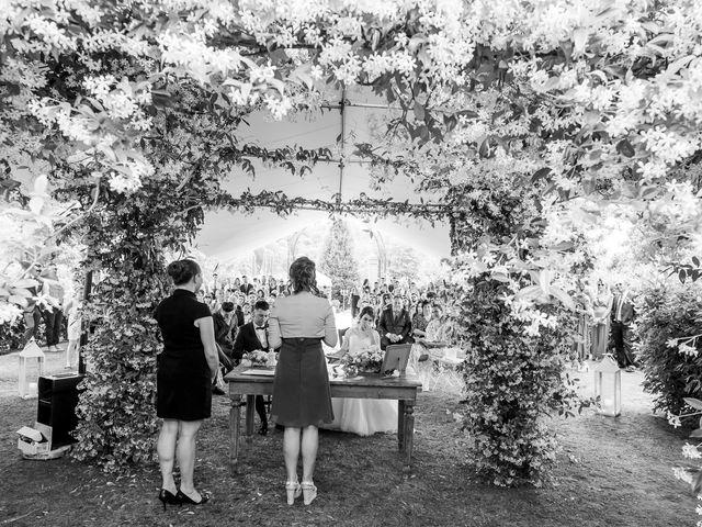 Il matrimonio di Alessandro e Romina a Scanzorosciate, Bergamo 42