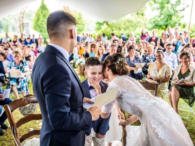 Il matrimonio di Alessandro e Romina a Scanzorosciate, Bergamo 48