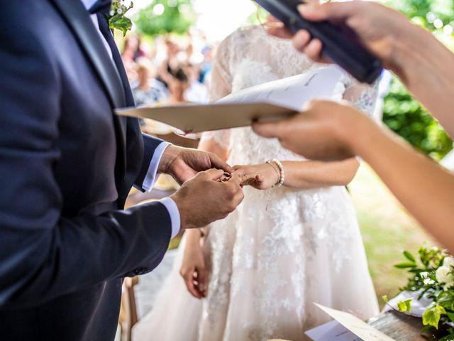 Il matrimonio di Alessandro e Romina a Scanzorosciate, Bergamo 49