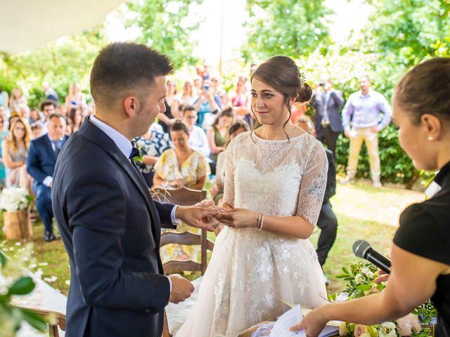 Il matrimonio di Alessandro e Romina a Scanzorosciate, Bergamo 50