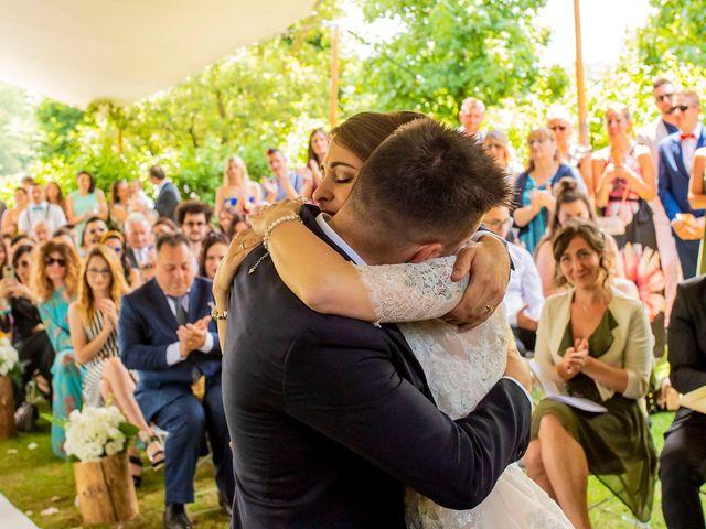 Il matrimonio di Alessandro e Romina a Scanzorosciate, Bergamo 55