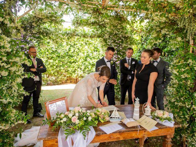 Il matrimonio di Alessandro e Romina a Scanzorosciate, Bergamo 56
