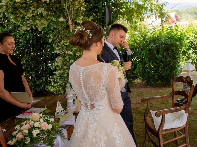 Il matrimonio di Alessandro e Romina a Scanzorosciate, Bergamo 57