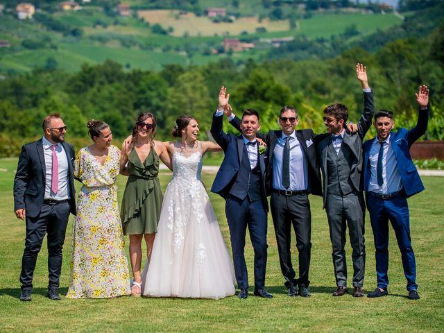 Il matrimonio di Alessandro e Romina a Scanzorosciate, Bergamo 70