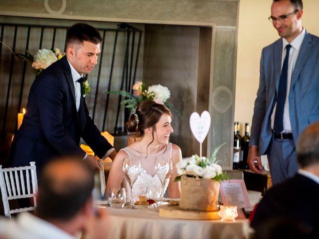 Il matrimonio di Alessandro e Romina a Scanzorosciate, Bergamo 79