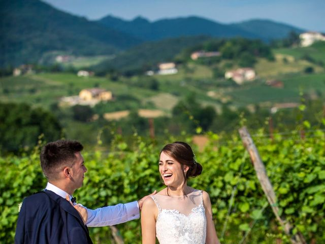 Il matrimonio di Alessandro e Romina a Scanzorosciate, Bergamo 87