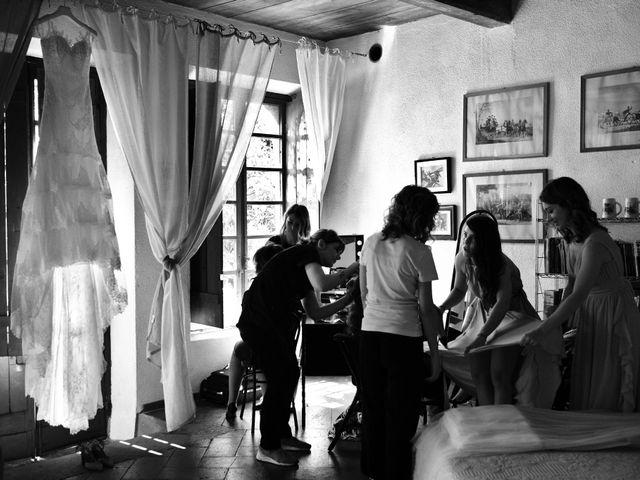 Il matrimonio di Carmelo e Laura a Piovera, Alessandria 23