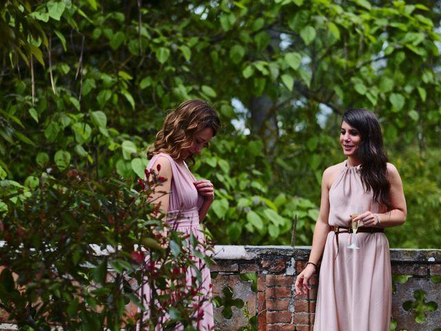 Il matrimonio di Carmelo e Laura a Piovera, Alessandria 35