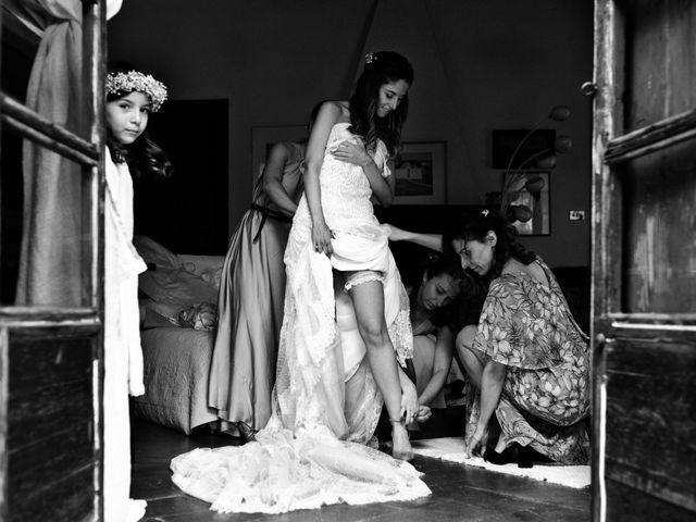 Il matrimonio di Carmelo e Laura a Piovera, Alessandria 1