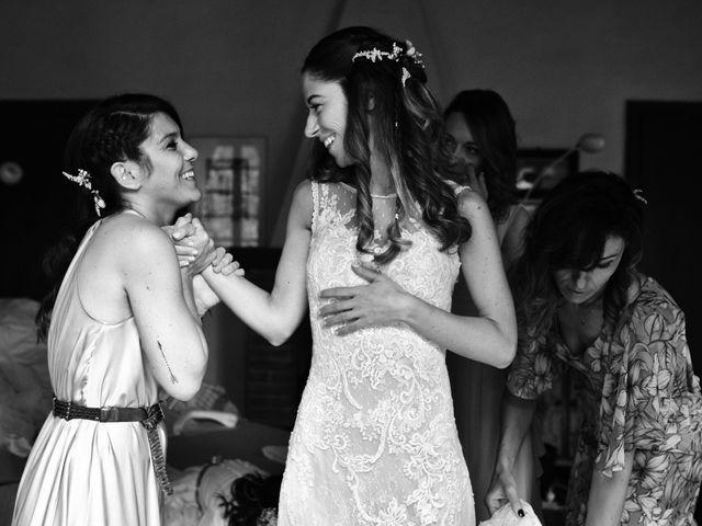 Il matrimonio di Carmelo e Laura a Piovera, Alessandria 44