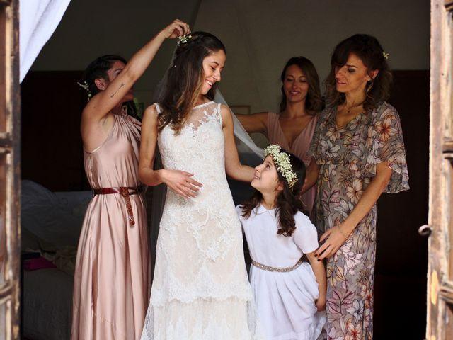 Il matrimonio di Carmelo e Laura a Piovera, Alessandria 45