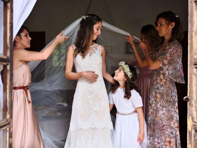 Il matrimonio di Carmelo e Laura a Piovera, Alessandria 46