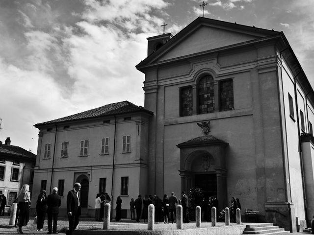 Il matrimonio di Carmelo e Laura a Piovera, Alessandria 50