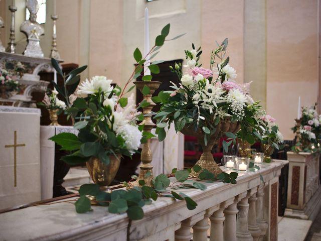 Il matrimonio di Carmelo e Laura a Piovera, Alessandria 52
