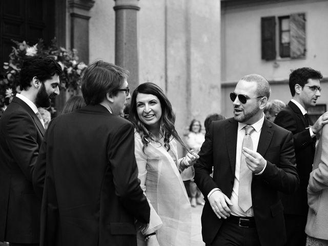 Il matrimonio di Carmelo e Laura a Piovera, Alessandria 57
