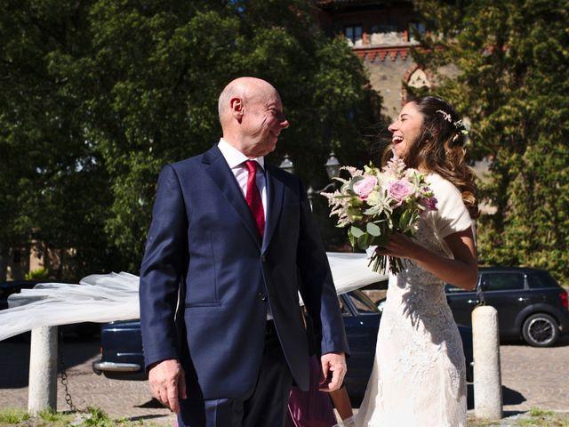 Il matrimonio di Carmelo e Laura a Piovera, Alessandria 63