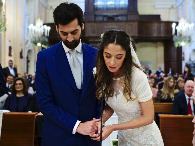 Il matrimonio di Carmelo e Laura a Piovera, Alessandria 76