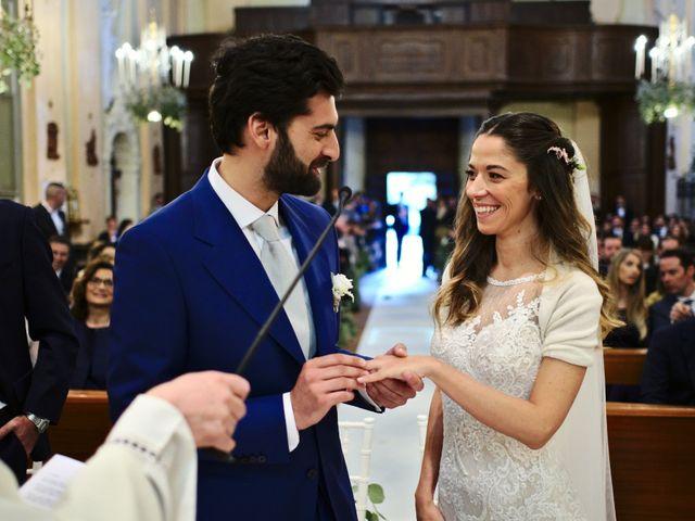 Il matrimonio di Carmelo e Laura a Piovera, Alessandria 79