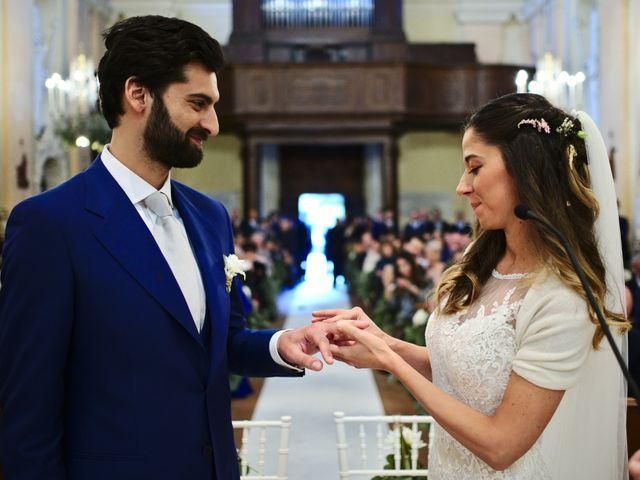Il matrimonio di Carmelo e Laura a Piovera, Alessandria 80