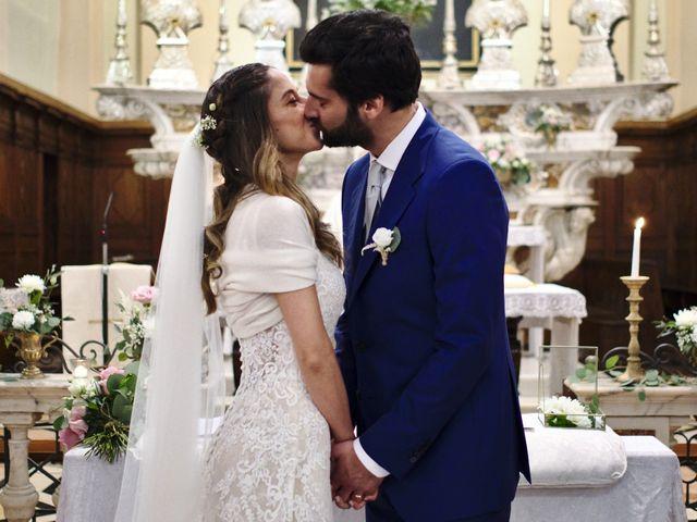 Il matrimonio di Carmelo e Laura a Piovera, Alessandria 81