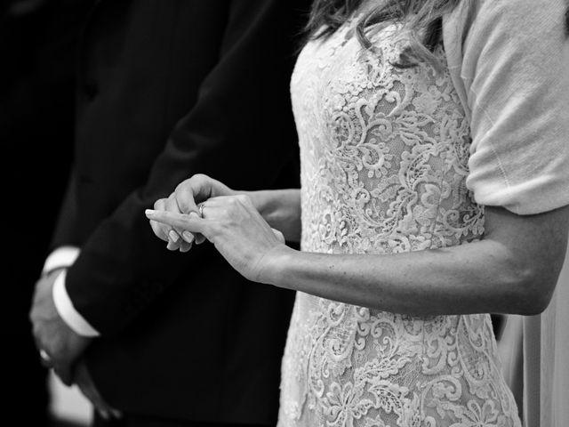 Il matrimonio di Carmelo e Laura a Piovera, Alessandria 85