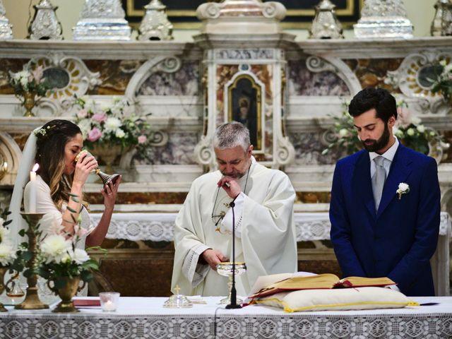 Il matrimonio di Carmelo e Laura a Piovera, Alessandria 89