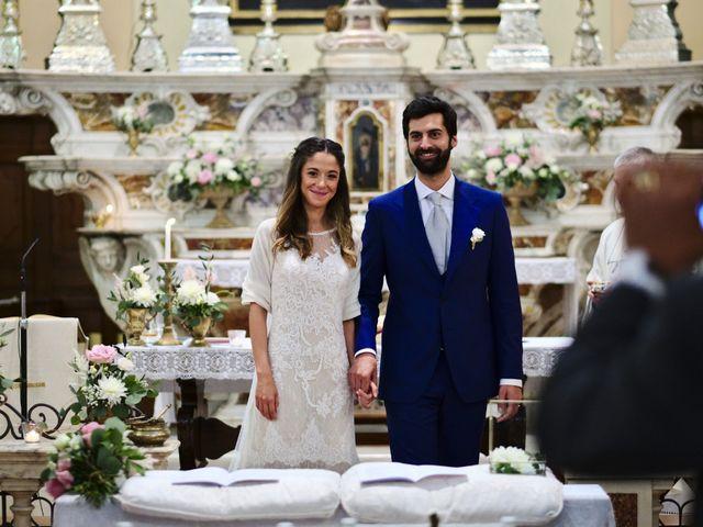 Il matrimonio di Carmelo e Laura a Piovera, Alessandria 91