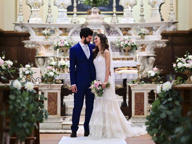 Il matrimonio di Carmelo e Laura a Piovera, Alessandria 92