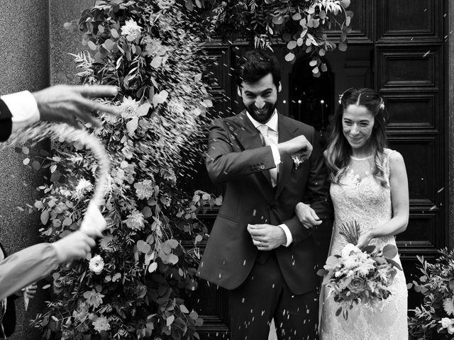 Il matrimonio di Carmelo e Laura a Piovera, Alessandria 93