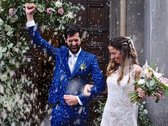Il matrimonio di Carmelo e Laura a Piovera, Alessandria 2