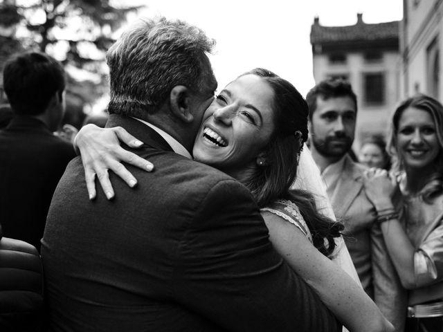Il matrimonio di Carmelo e Laura a Piovera, Alessandria 100