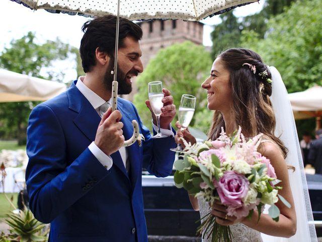 Il matrimonio di Carmelo e Laura a Piovera, Alessandria 106
