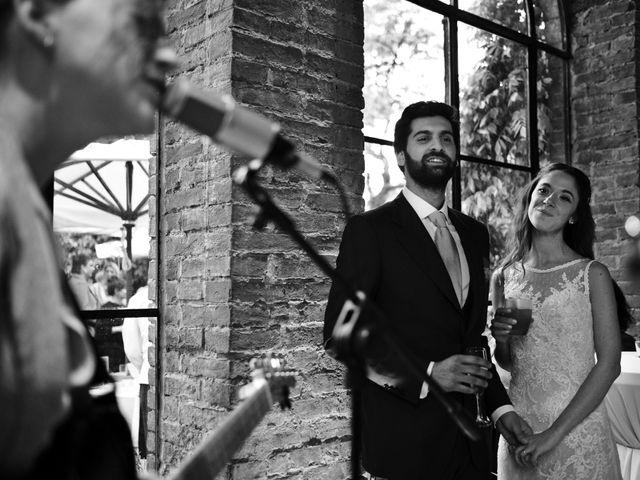 Il matrimonio di Carmelo e Laura a Piovera, Alessandria 110
