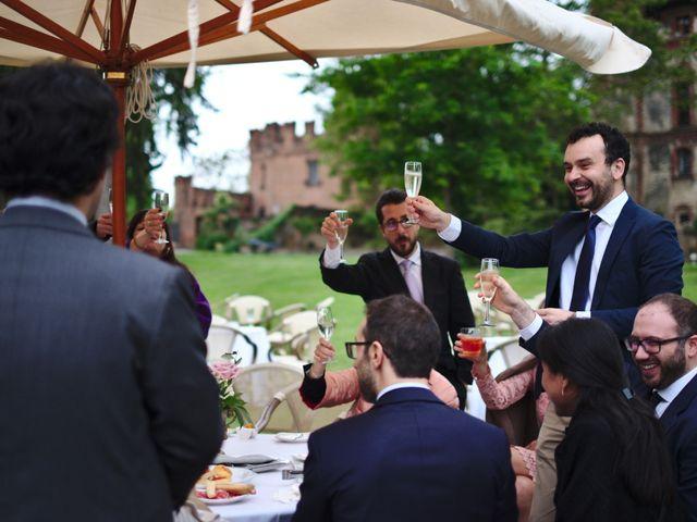 Il matrimonio di Carmelo e Laura a Piovera, Alessandria 115