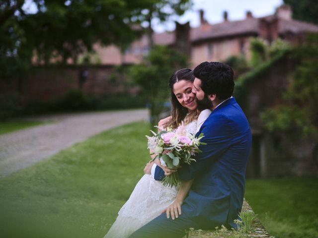 Il matrimonio di Carmelo e Laura a Piovera, Alessandria 116