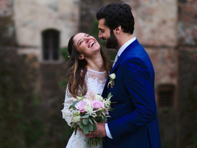 Il matrimonio di Carmelo e Laura a Piovera, Alessandria 117