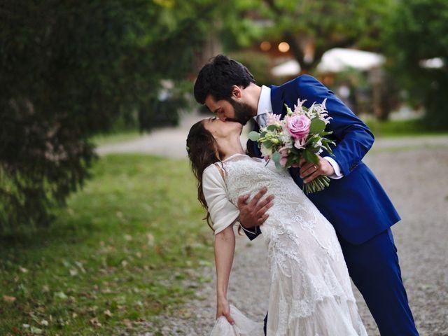 Il matrimonio di Carmelo e Laura a Piovera, Alessandria 120