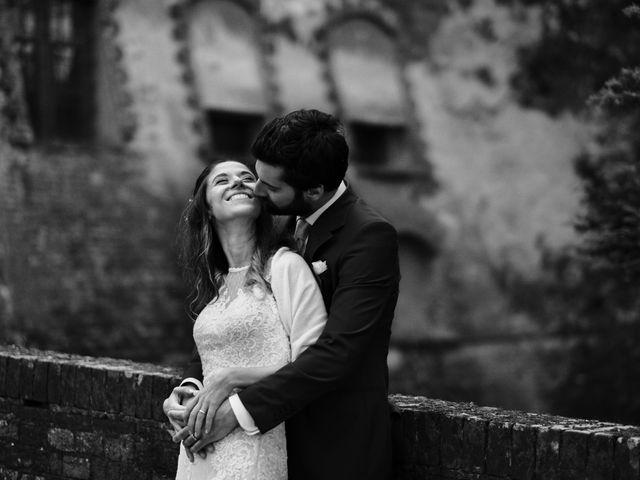 Il matrimonio di Carmelo e Laura a Piovera, Alessandria 121