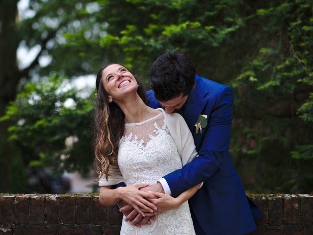 Il matrimonio di Carmelo e Laura a Piovera, Alessandria 122