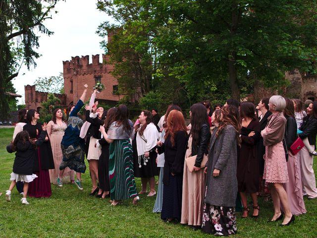 Il matrimonio di Carmelo e Laura a Piovera, Alessandria 126