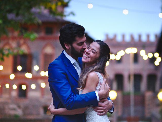 Il matrimonio di Carmelo e Laura a Piovera, Alessandria 127