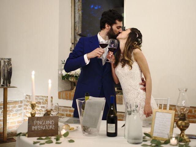 Il matrimonio di Carmelo e Laura a Piovera, Alessandria 129