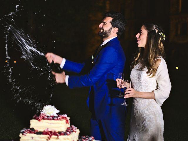 Il matrimonio di Carmelo e Laura a Piovera, Alessandria 143