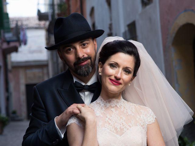 Il matrimonio di Patrizio e Elena a Villanova d'Albenga, Savona 1