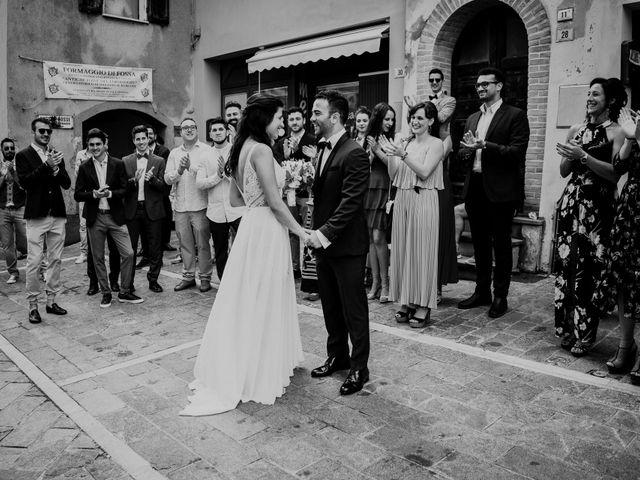 Il matrimonio di Nicolò e Anastasia a Verucchio, Rimini 7