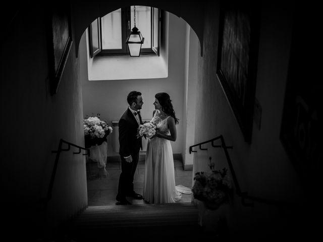 Il matrimonio di Nicolò e Anastasia a Verucchio, Rimini 9