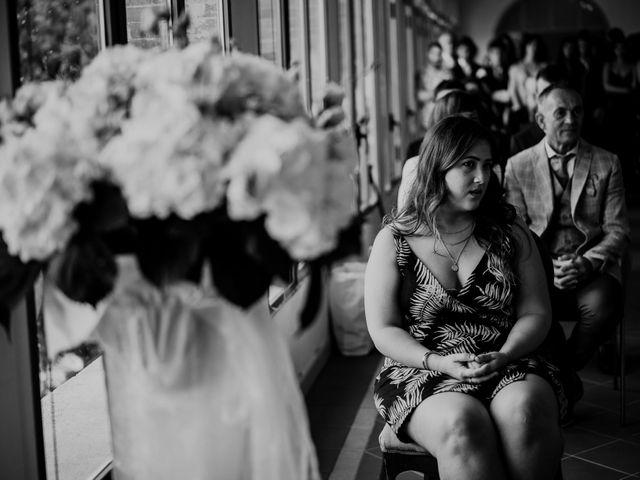 Il matrimonio di Nicolò e Anastasia a Verucchio, Rimini 10