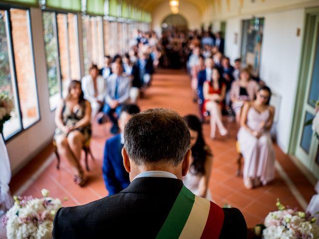 Il matrimonio di Nicolò e Anastasia a Verucchio, Rimini 11