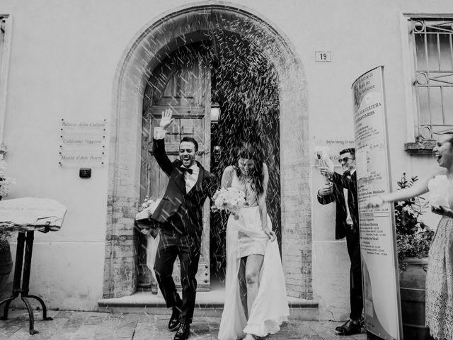 Il matrimonio di Nicolò e Anastasia a Verucchio, Rimini 13