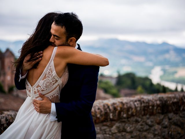 Il matrimonio di Nicolò e Anastasia a Verucchio, Rimini 15